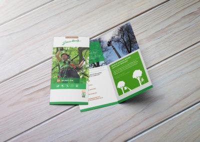 Grüner Zweig, Arbeitsbeispiel 3 RaabenDesign