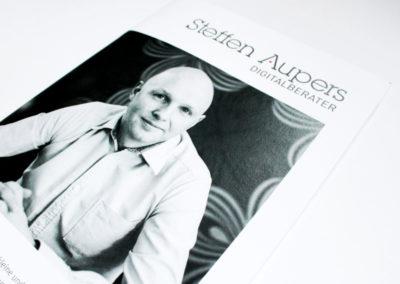 Steffen Aupers Arbeitsbeispiel 8 RaabenDesign